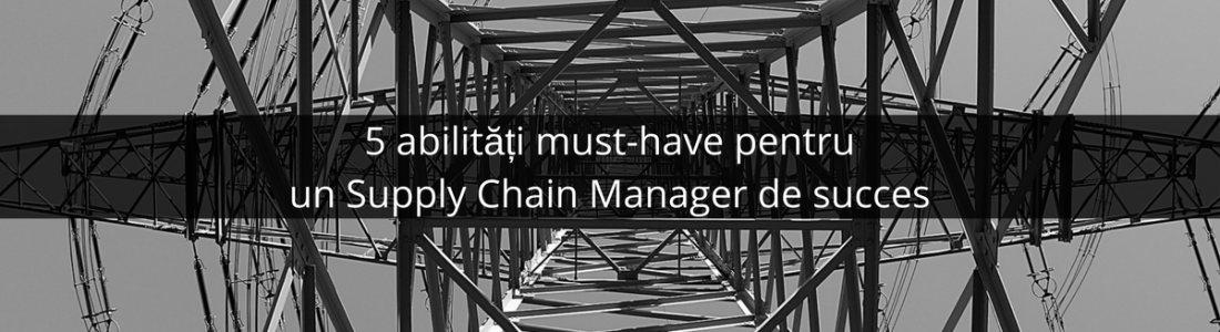 5 abilități must-have pentru un Supply Chain Manager