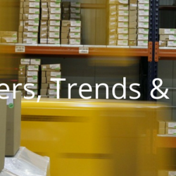 Trends and challenges for the 3PL providers