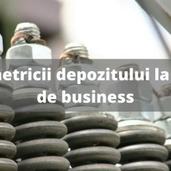 Aliniați metricii depozitului la strategia de business