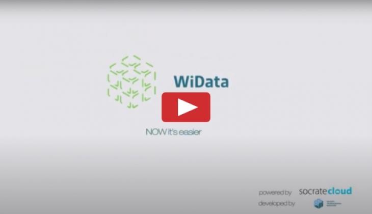 Video – Prezentare WiData