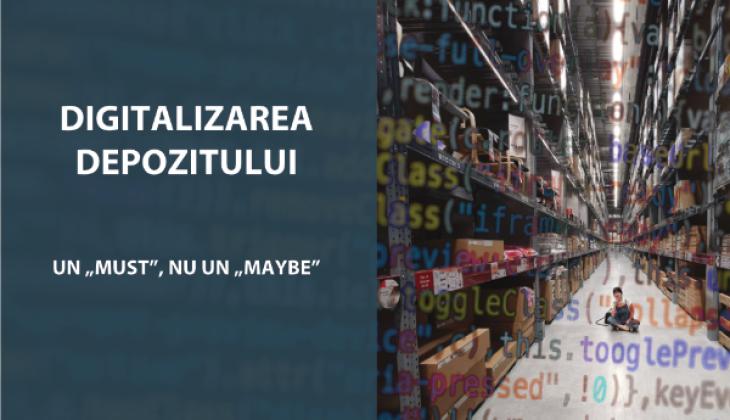 """eBook – Digitalizarea depozitului. Un """"Must"""", nu un """"Maybe"""""""