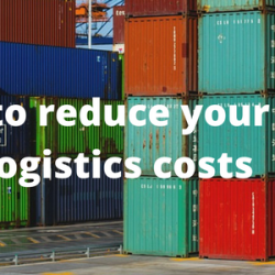 Strategies for Reducing Logistics Costs