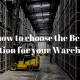 How to Select the Best WMS Solution for Your Warehouse