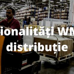 Cele mai importante funcționalități ale unui sistem WMS pentru industria de distribuție