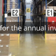 It's time for the mandatory annual inventory