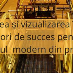 Monitorizarea și vizualizarea în timp real, factori de succes pentru depozitul  modern din producție