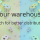 Maximize your warehouse efficiency – an approach for better distribution results