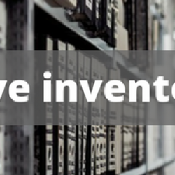 Do you have inventory issues?