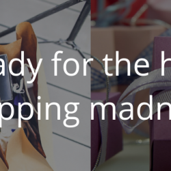 Get ready for the holiday shopping madness